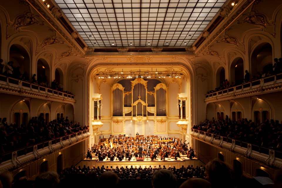 Bild: Laeiszhalle - Der Große Saal