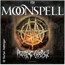 Bild: Moonspell - Rotting Christ + Guest