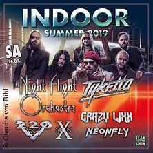 Bild: Indoor Summer 2019 - Tageskarte