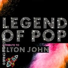 Bild: Legend Of Pop - A Tribute To Elton John