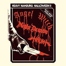 Bild: Heavy Hamburg Halloween - Angel Witch, Night Demon, Haunt