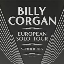 Bild: Billy Corgan - European Solo Tour