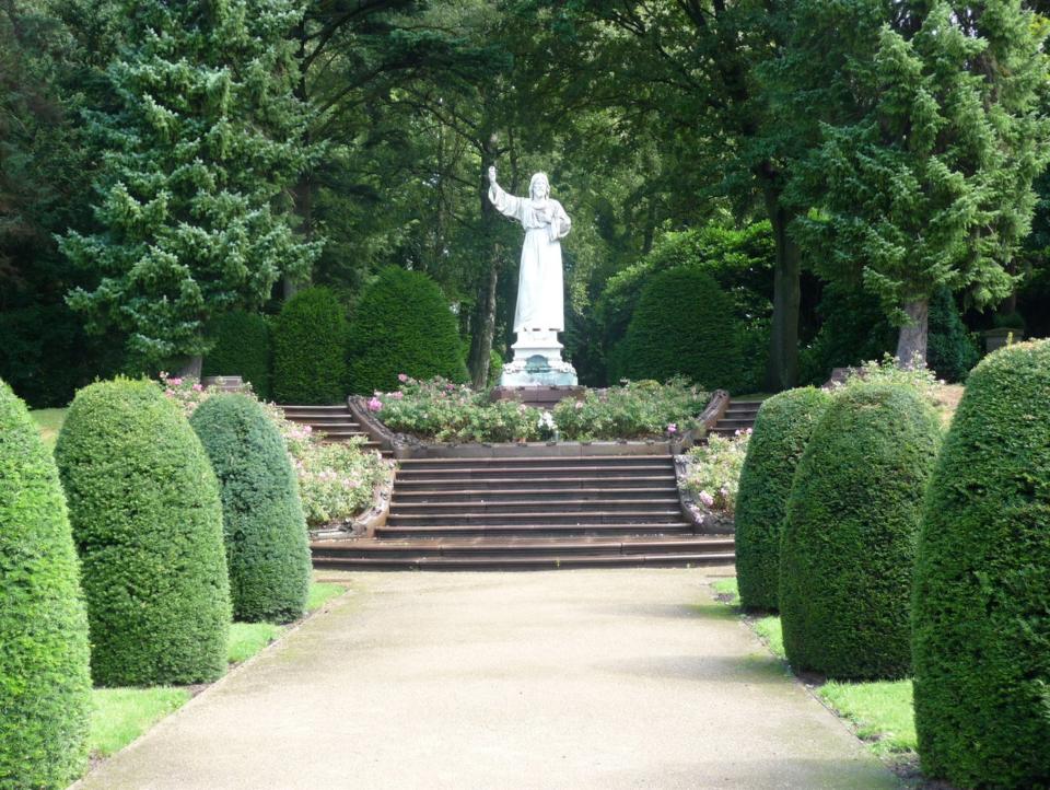 Bild: Ohlsdorfer Friedhof