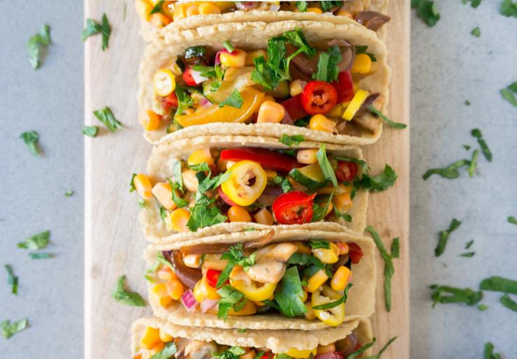 Bild: mexikanisches Street-Food