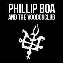Bild: Phillip Boa and the Voodooclub: play singles + songs from their catalogue