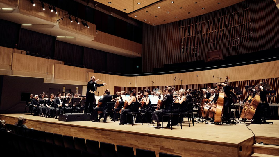 Bild: Aarhus Symfoniorkester & Bell Orchestre