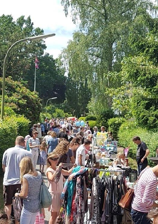 Flohmarkt Knospenweg
