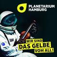 Plakat: Im Nachtflug durch die Galaxis