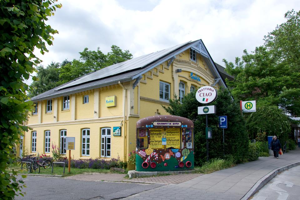 Bild: Brakula – Bramfelder Kulturladen