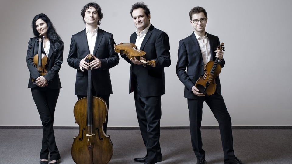 Bild: Belcea Quartet