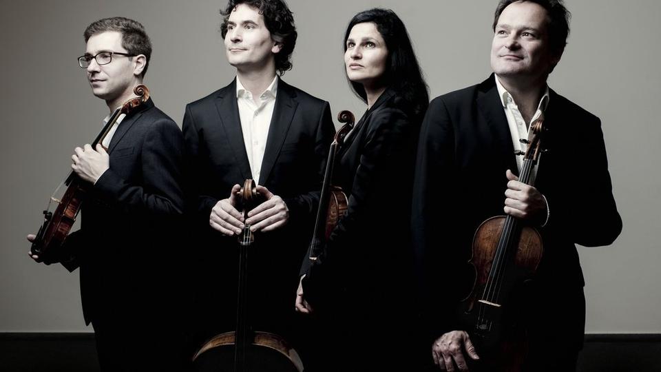 Bild: Belcea Quartet / Michael Collins