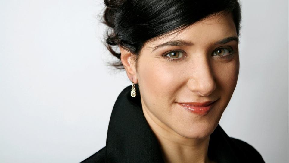 Bild: Portrait Sharon Kam