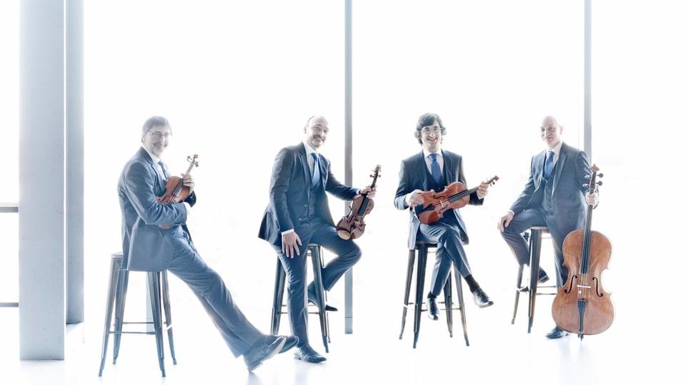 Bild: Quatuor Danel