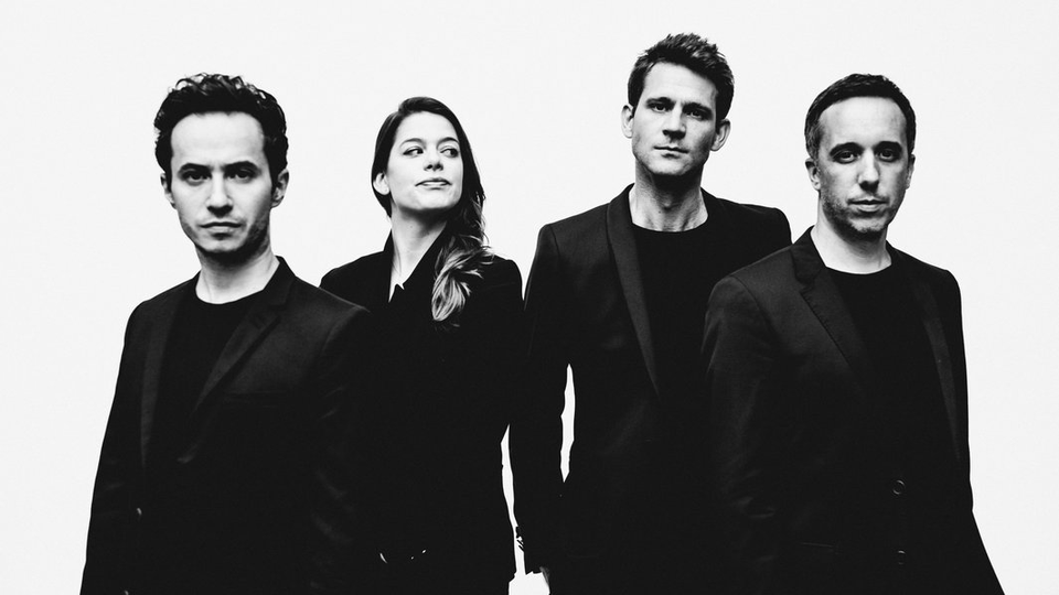 Bild: Quatuor Ébène