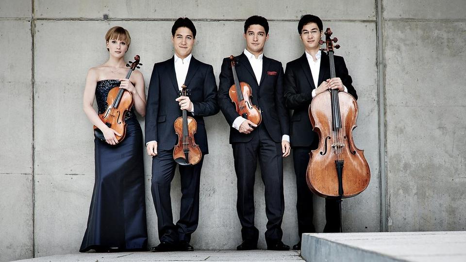 Bild: Schumann Quartett / Pablo Barragán