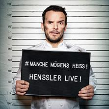 Bild: Steffen Henssler - #Manche Mögens Heiss!