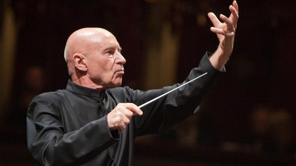 Bild: NDR Elbphilharmonie Orchester / Christoph Eschenbach