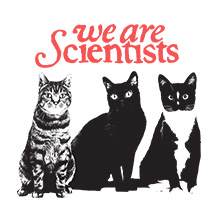 Bild: We Are Scientists