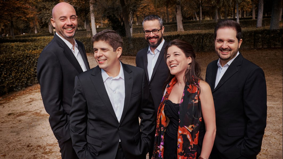 Bild: Cuarteto Quiroga / Javier Perianes