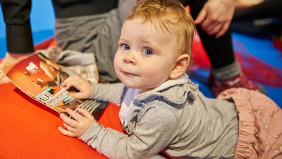 Bild: Elfi-Babykonzert