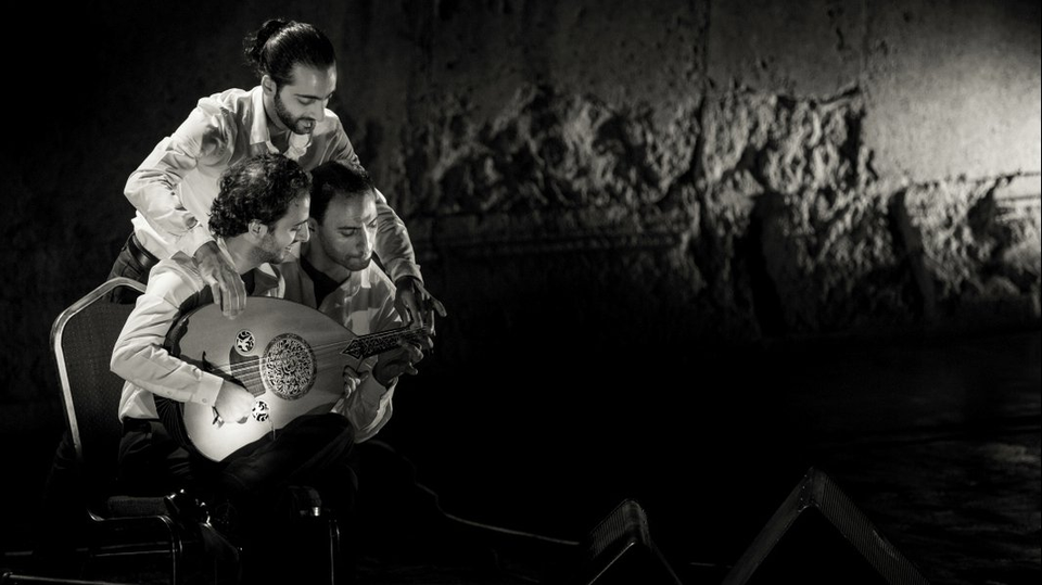 Bild: Le Trio Joubran