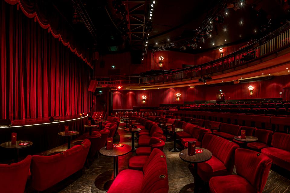Bild: Schmidt Theater Saal