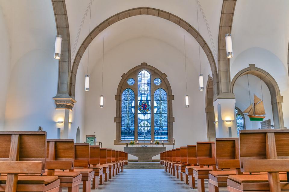 Bild: Christuskirche Othmarschen