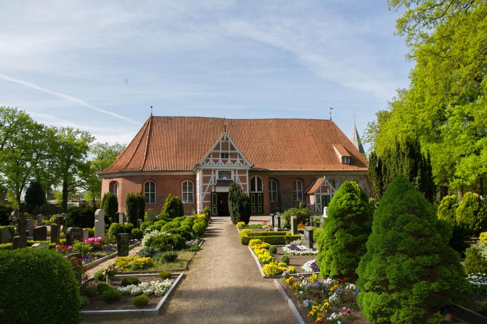 Bild: St. Severini-Kirche