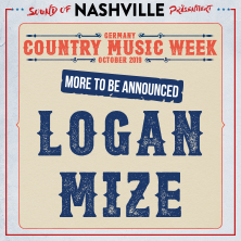 Bild: Logan Mize & Special Guests | Country Music Week Germany 2019