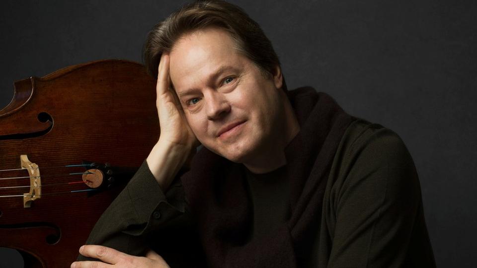 Bild: Jan Vogler spielt Bach