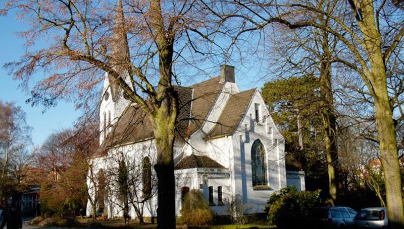 Bild: St. Anschar-Kirche