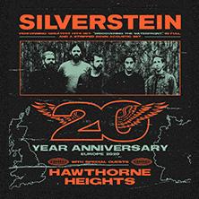 Bild: Silverstein - Plus Special Guest