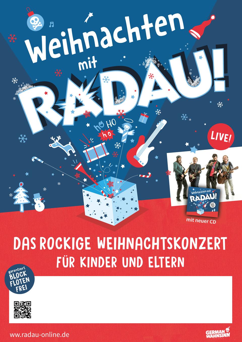 Bild: plakata4-radau-weihnachten