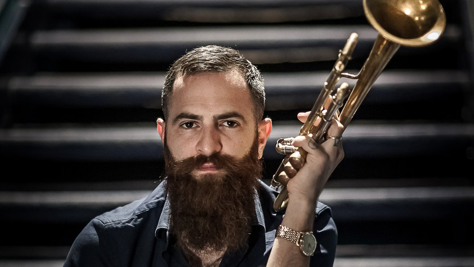 Bild: Egberto Gismonti / Avishai Cohen, trumpet