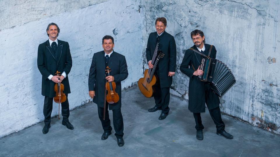 Bild: Neue Wiener Concert Schrammeln mit Maria Stippich