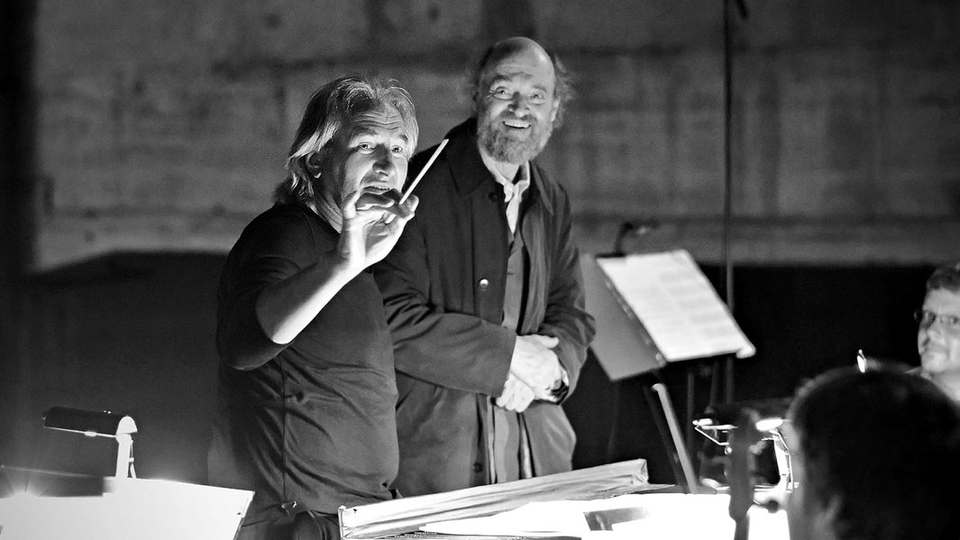 Bild: Portrait-Konzert: Arvo Pärt