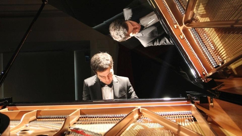 Bild: Burak Çebi / Klavierabend