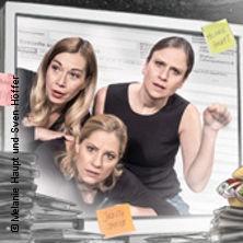 Bild: Frauen an der Steuer - Frauen-Trio-Kabarett