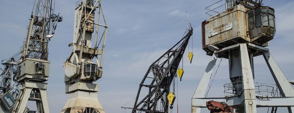 Bild: Tag der Industriekultur im Hafenmuseum