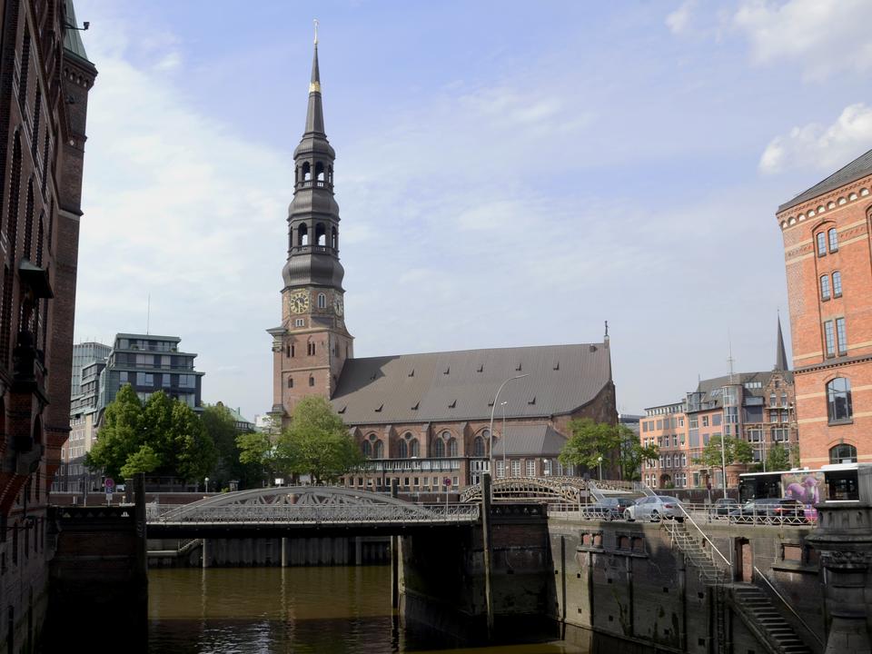 Bild: Hauptkirche St. Katharinen