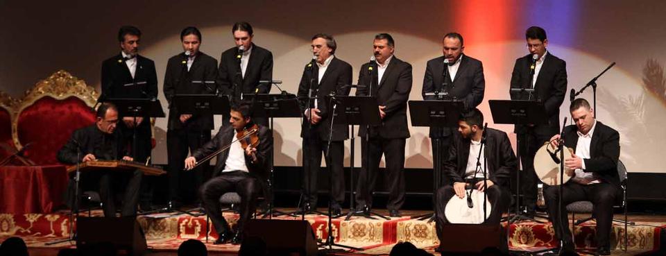 Bild: Tasawwuf - Musik und Rezitationsgesang der Sufis