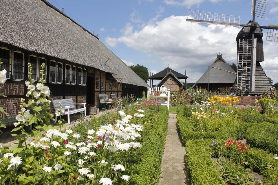 Bild: Freilichtmuseum Rieck Haus