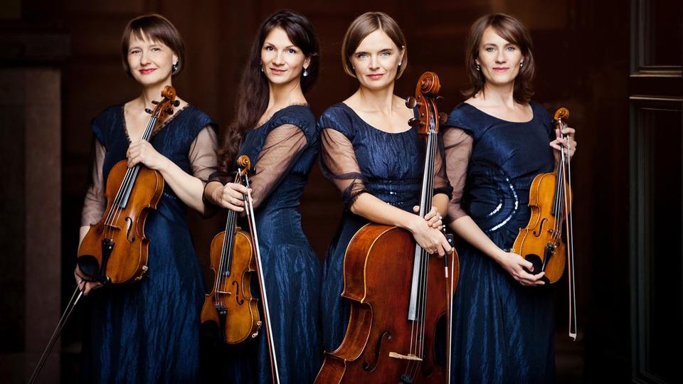 Bild: Auryn Quartett / Klenke Quartett