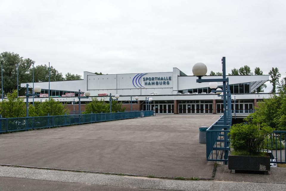 Bild: Alsterdorfer Sporthalle