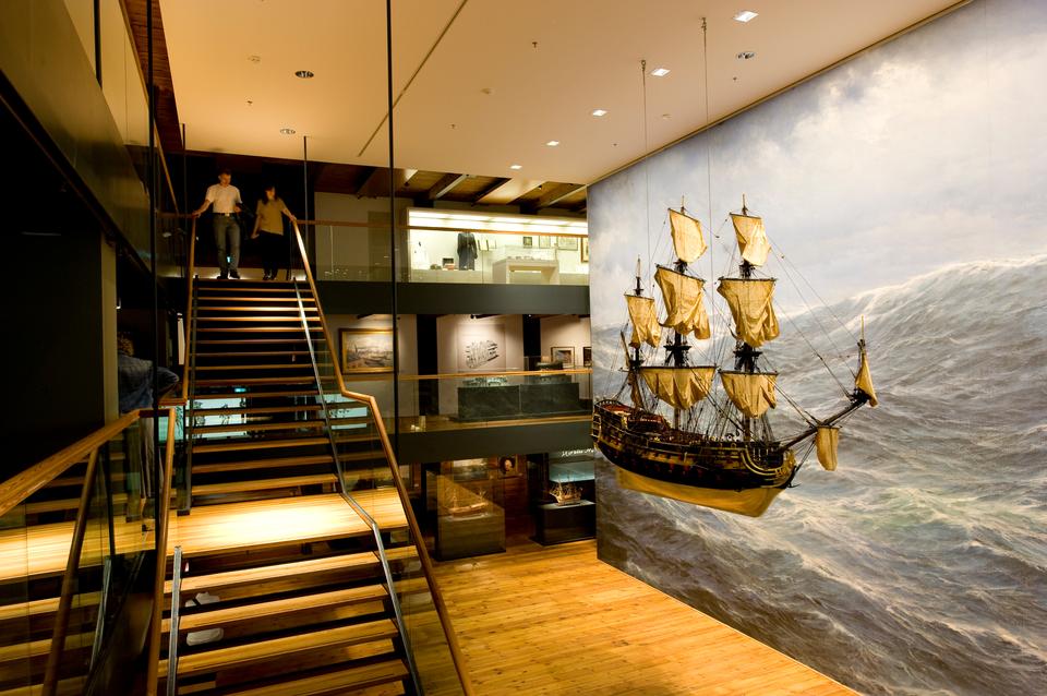 Bild: Internationales Maritimes Museum