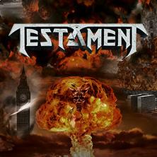 Bild: Testament - Special Guests: Exodus & Death Angel
