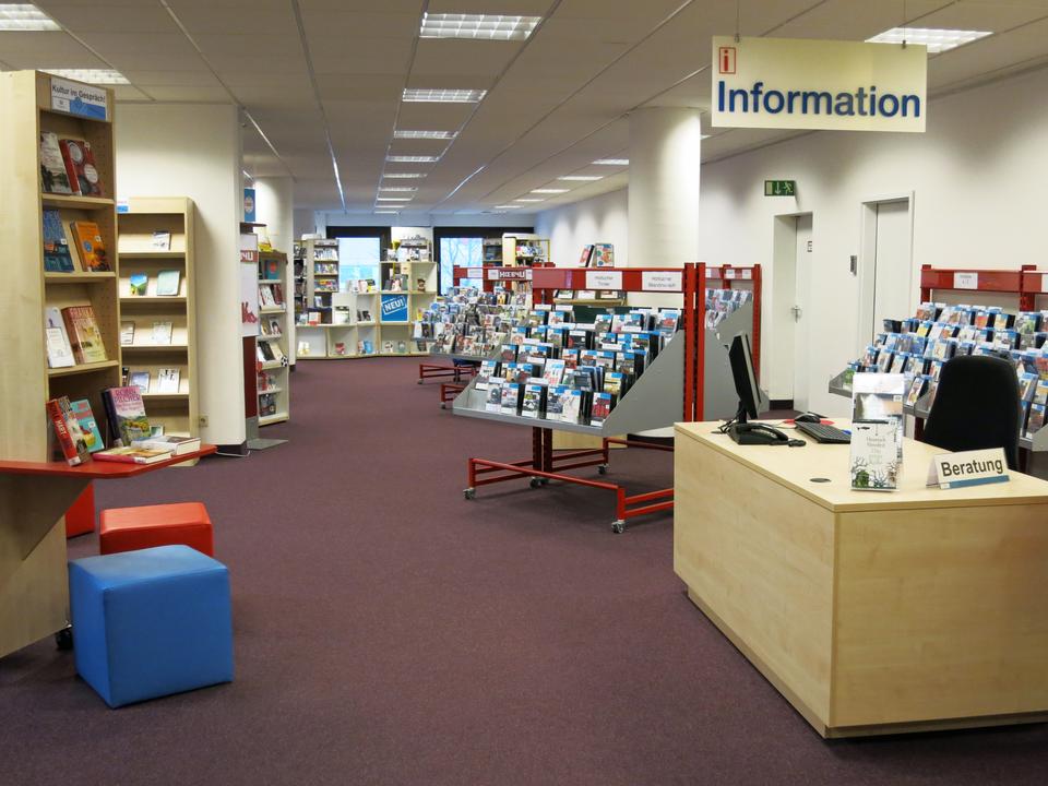 Bücherhallen Hamburg