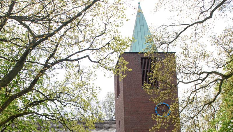 Bild: St. Simeonkirche Alt Osdorf