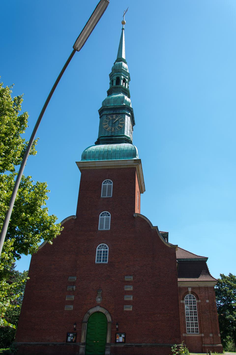 Bild: Hauptkirche St. Trinitatis Altona