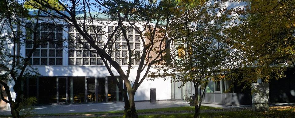 Bild: Gemeindehaus an der Christuskirche